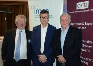 CAIM IMCA joint event with David Duffy