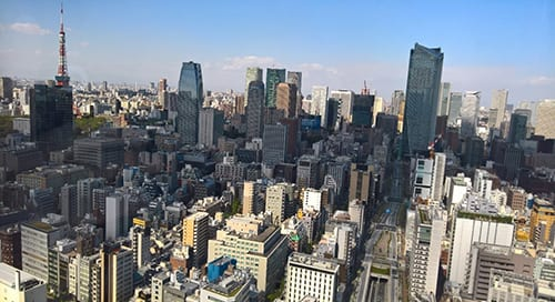 Tokyo Calling John Eager - CAIM