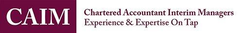 CAIM – Chartered Accountant Interim Managers Logo