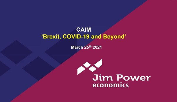 Jim Power talk